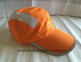 Los deportes capsulan/casquillo al aire libre con diseño impreso de la insignia