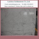 Projeto de mármore branco natural barato do revestimento de Volakas