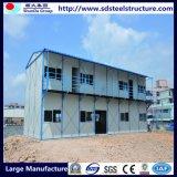 China Factorys House-Villa contenedor de acero de la luz