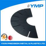 El procesamiento de mecanizado CNC de corte láser Procesamiento Mecanizado CNC de piezas con piezas de corte por láser