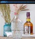 De Fles van de Wijn van het Glas van het Kristal van de superieure Kwaliteit met de Verbinding van het Glas