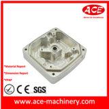 Usinagem CNC Parte da Caixa de Metal, Usinagem de Precisão