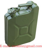NATO軍Specのガソリンジェリーの缶のガス燃料の鋼鉄貯蔵タンク