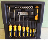 28PCS Screwdriver en Bit Set