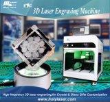 3D Machine van de Gravure van de Laser voor de Giften van Kerstmis