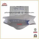 Saco tecido papel para a cera branca química