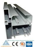 Perfil de alumínio para portas e janelas de alumínio