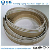 Кольцевание края PVC высокого качества твердое для мебели