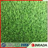 Alto césped artificial usado del balompié de la hierba de la hierba fútbol sintetizado