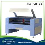 tela de 80W 100W/máquina de estaca acrílica/plástica/de madeira do laser da tela do CO2 para a venda quente