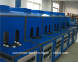 máquina semi automática del moldeo por insuflación de aire comprimido de la botella del animal doméstico de la máquina de la botella de agua que sopla 100ml-2L