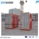 2t определяют строительный подъемник клетки Sc200