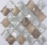 Mosaico 2017 do metal da lanterna para o assoalho
