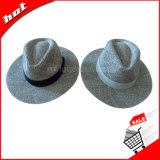 Chapéu de palha do jogador, chapéu do jogador, chapéu de palha do plânton vegetal, chapéu do plânton vegetal