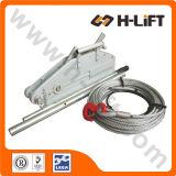Treuette à câble / treuil à câble / treuil à câble