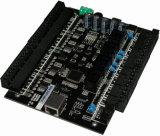 Zwei Tür-Zugriffssteuerung-Panel TCP-IP-unabhängige Hauptplatine