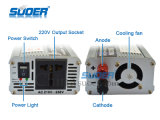 220V에 의하여 변경되는 사인 파동 힘 변환장치 (SAA-500A)에 Suoer 500W 12V