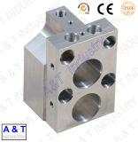 CNC Aangepaste Legering van het Aluminium de Roestvrije Delen van Steeel/van de Machine