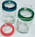 Tampão de garrafa / tampa de plástico / tampa de pote de açúcar (SS4313)