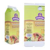 250 ml de suco Gable Top Carton