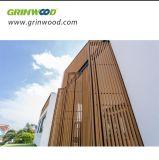 Grinwoodの木製のプラスチック合成の固体装飾的な木ずり