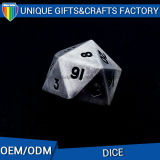 Custom Engrave Dice Casino Game Metal Dice