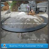 Treden van het Landschap van de Steen van het Graniet van Padang de Donkere Gevlamde G654 voor het Bedekken