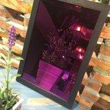 2016 décoratif de vente à chaud en acier inoxydable pour le projet de feuille