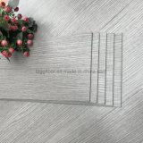 Suelo de madera popular al por mayor del PVC del grano de la protección del medio ambiente
