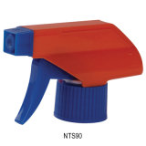Disparador plástico popular de la mano del rociador y disparador de la espuma (NTS90)