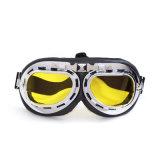 De in het groot Motorfiets van de Glazen van Sporten van de Beschermende brillen van Harley van de Helm van de Weg