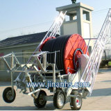 Kompaktes Bandspule Spinkling Bewässerungssystem