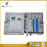 12 떠꺼머리 Sc/APC를 가진 운반 광섬유 배급 상자