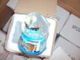 Globo della neve di Polyresin dei regali del ricordo con l'OEM personalizzato