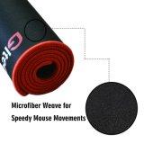 Подгонянный выдвинутый Anti-Slip резиновый коврик для мыши разыгрыша Mousepad большой