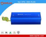 RJ45 Datenleitung Netz-Stromstoss-Schutz-Blitzableiter des Einfachkanal-100Mbps