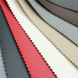 Eco suave imitación sintética artificial de PVC imitación de cuero para cama Upholstery-Roka