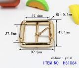 Boucle carrée de Pin d'accessoires en métal