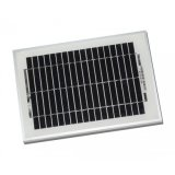 PolySonnenkollektor 10W für LED Solar Lighting System