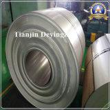 Bobine extérieure laminée à froid ASTM 304 304L 316 du numéro 1 d'acier inoxydable