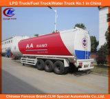 42000~45000литров масла топливный бак большой емкости прицепа топливные автоцистерны для продажи прицепа