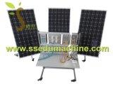 Amaestrador reanudable del equipo educativo del amaestrador del sistema de la generación de energía solar