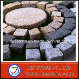 Varias clases de colores para las pavimentadoras del guijarro (DES-PV011)