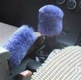 De echte Australische Dekking van de Handrem van de Schapehuid voor AutoAuto