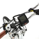 駆動機構のBafang最大モーターを搭載するRack Battery Electric Pedal E女性バイク