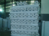 100% nuovo fabbricato di maglia del poliestere di disegno del poliestere, fabbricato di maglia quadrato
