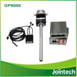 O perseguidor do veículo do GPS com o sensor nivelado de combustível para dobro Dual monitoração do nível de combustível de dois tanques