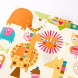 3D Baby Paper Bag for Baby Carrier Bags Shopping Bags with Hang Tag