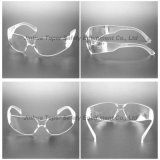 Poids léger enrouler autour de la lentille des lunettes de sécurité (SG103)