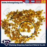 60/70 microns industriel de la poudre de diamant synthétique Poussière d'or